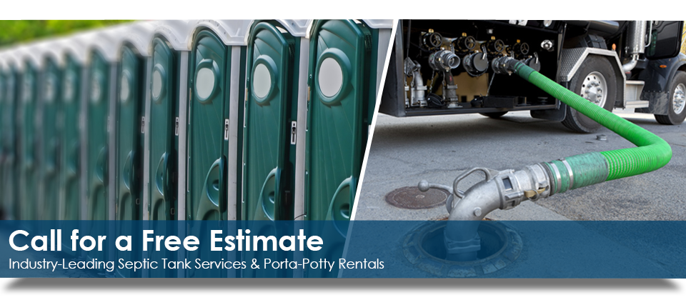 Septic Services, Porta-Potty Rentals | Chilhowie, VA